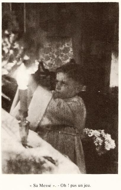 Prière au cher petit Gilles Messe2