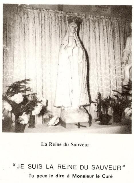 Prière au cher petit Gilles Reine